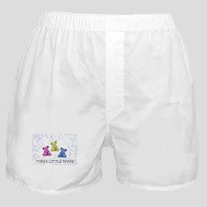 three little bears Boxer Shorts