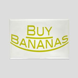 Buy Bananas Rectangle Magnet