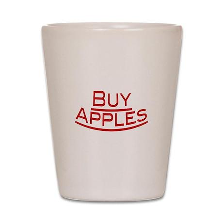 Buy Apples Shot Glass