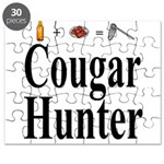 Cougar Hunter Puzzle