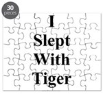 I Slept With Tiger Puzzle
