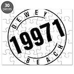 Dewey Beach 19971 Puzzle