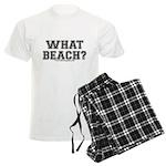 What Beach? Men's Light Pajamas