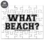 What Beach? Puzzle