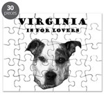 Virginia Is For Lovers Puzzle