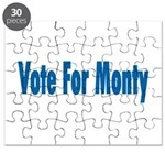 Vote For Monty Puzzle