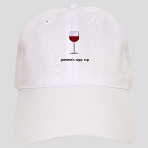 Grandma's Sippy Cup Cap