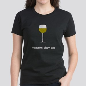 Mommy's Sippy Cup Women's Dark T-Shirt