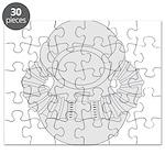 SCUBA Diver Puzzle