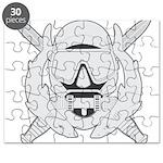 Spec Ops Diver Puzzle