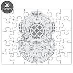 Second Class Diver Puzzle