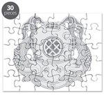 First Class Diver Puzzle