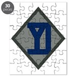 26th Infantry Yankee Div Puzzle