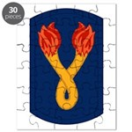 196th Light Infantry Bde Puzzle