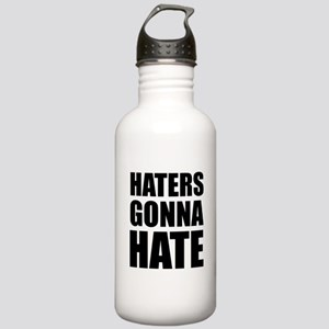 Haters Gonna Hate Stainless Water Bottle 1.0L