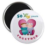 Happy Couple Magnet