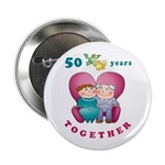 Happy Couple Button