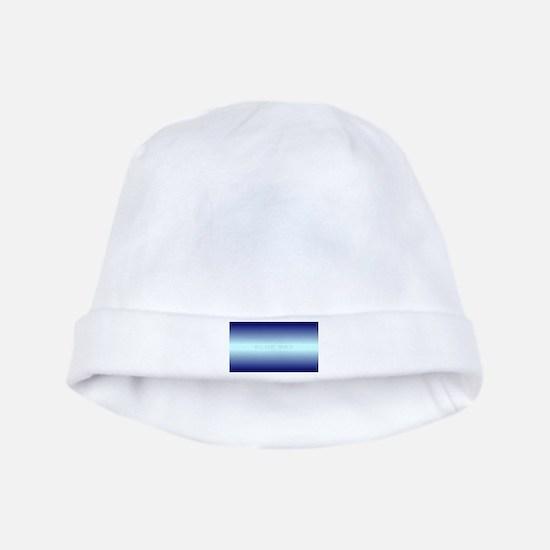 Blue Sky baby hat