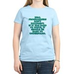 Real programmers - Women's Light T-Shirt