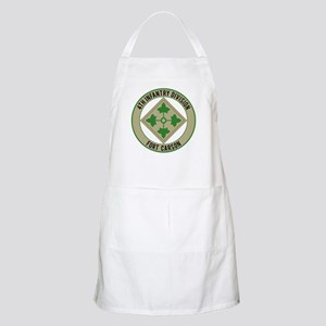4th Infantry post Apron