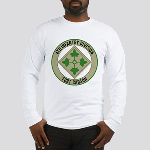 4th Infantry post Long Sleeve T-Shirt