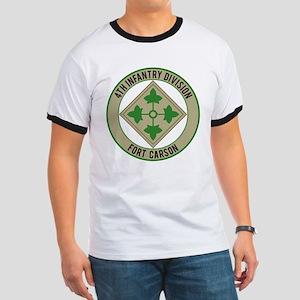 4th Infantry post Ringer T