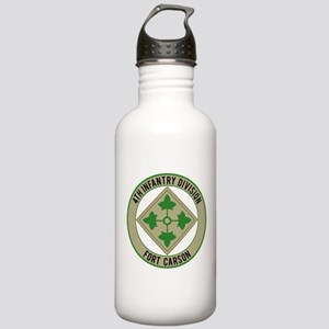 4th Infantry post Stainless Water Bottle 1.0L