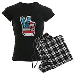 Peace For America Pajamas