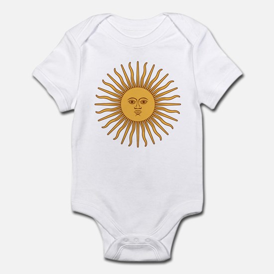 Sol de Mayo Infant Bodysuit