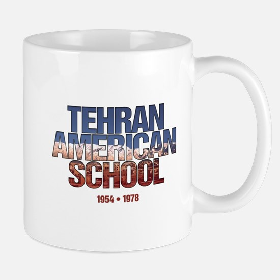 Cool Tehran american school Mug