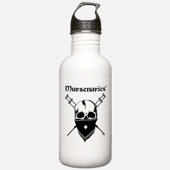 Male Nurse Water Bottle
