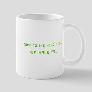 We have Pi Mug