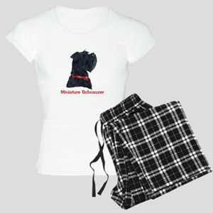 Miniature Schnauzer Women's Light Pajamas