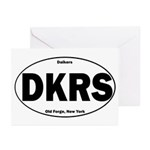 Daikers Euro Greeting Cards (Pk of 10)