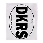 Daikers Euro Throw Blanket