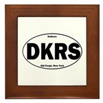 Daikers Euro Framed Tile