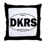 Daikers Euro Throw Pillow