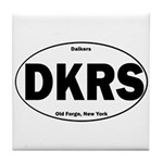 Daikers Euro Tile Coaster