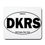 Daikers Euro Mousepad