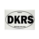 Daikers Euro Rectangle Magnet