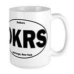 Daikers Euro Large Mug