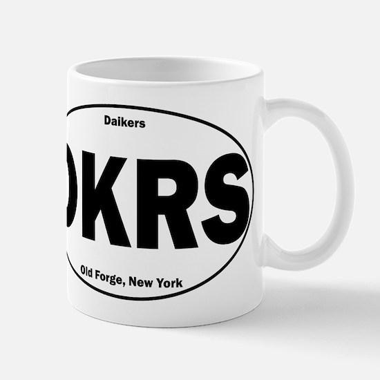Daikers Euro Mug