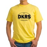 Daikers Euro Yellow T-Shirt
