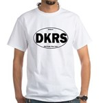 Daikers Euro White T-Shirt
