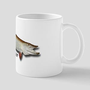 River Monster Muskie Mug