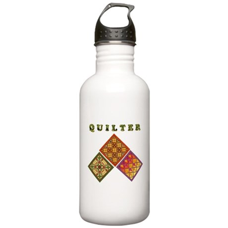 Quilter 3 Stainless Water Bottle 1.0L