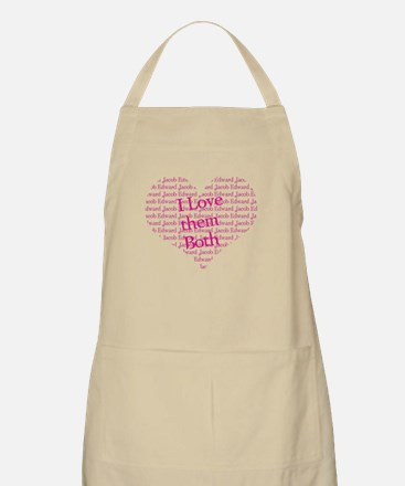 I love them both Apron