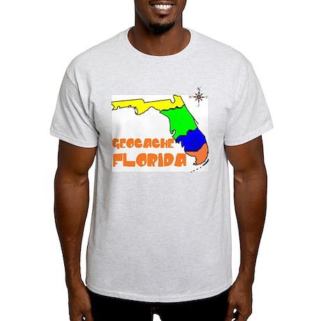 Geocache Florida Light T-Shirt