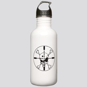 Crosshairs Stainless Water Bottle 1.0L