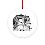 Daikers Logo Ornament (Round)